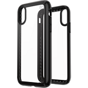 Presidio SHOW Case for iPhone XR - Clear/Black