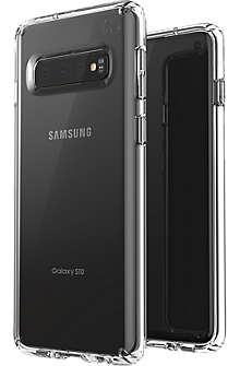Save $10 on Speck Presidio Stay Clear Case for Galaxy S10