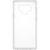 Presidio Stay Clear Case for Galaxy Note9 - Clear/Clear