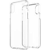 Presidio Stay Clear Case for iPhone XS/X - Clear