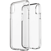 Presidio Stay Clear Case for iPhone XR - Clear/Clear