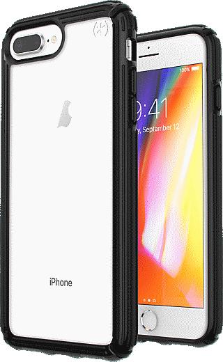 Speck Presidio V-Grip Case For IPhone 8 Plus/7 Plus/6S Plus