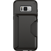 Presidio Wallet Case for Galaxy S8+ - Black
