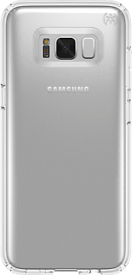 new styles 2263a 191c6 Presidio Clear Case for Galaxy S8+