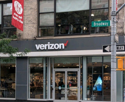 verizon wireless at 80th broadway ny
