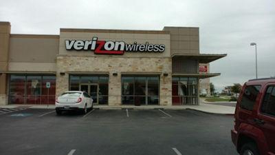 Verizon Wireless At New Braunfels Tx