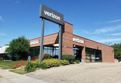 Verizon Wireless Plaza