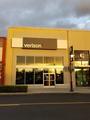 Verizon Wireless En Victoria Gardens Ca