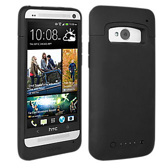 juice pack for HTC One - Black