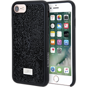 Glam Rock Black Smartphone Case with Bumper for iPhone 8/7/6