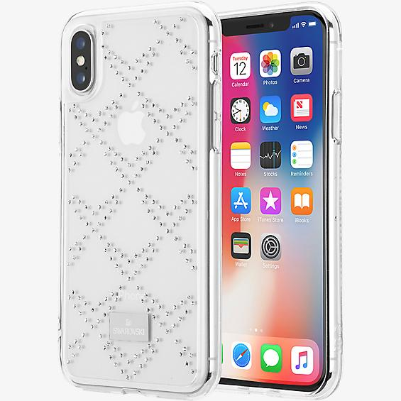 Hillock Smartphone Case with Bumper for iPhone X