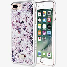 Crystal Flower Case for iPhone 7 Plus - Multi Color