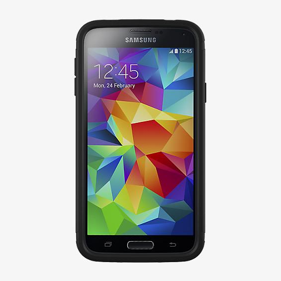Impact Tactical Case for Galaxy S 5 - Black