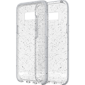Evo Check Active Edition Case for Galaxy S8+ - Clear/Grey