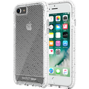 Evo Check Active Edition Case for iPhone 7 - Clear/White