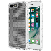 Evo Check Active Edition Case for iPhone 7 Plus - Clear/White