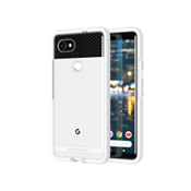 Evo Check Case for Pixel 2 XL - Clear/White