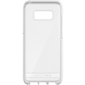Evo Check Case for Samsung Galaxy S8 - Clear/White