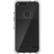 Evo Check Case for Pixel XL - Clear/White