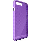 Tech21 Evo Check Case for iPhone 7 Plus - HopeLine Purple