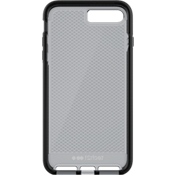 Evo Check Case for iPhone 8 Plus/7 Plus - Smokey/Black