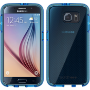 Evo Check Case for Samsung Galaxy S 6 - Blue/Grey