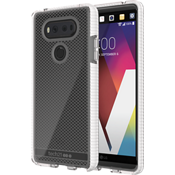 Evo Check Case for V20 - Clear/White