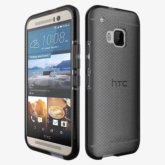 Evo Check for HTC One M9 - Smokey/Black
