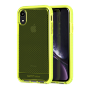 Evo Check for iPhone XR - Neon Yellow