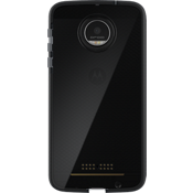 Evo Check Case for Moto Z Droid - Smokey/Black