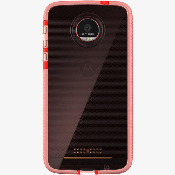 Evo Check Case for Moto Z Force Droid