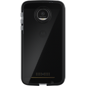 Evo Check Case for Moto Z Force Droid - Smokey/Black