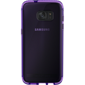 Evo Frame Case for Samsung Galaxy S7 edge - Purple
