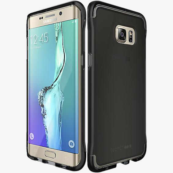 Evo Frame for Samsung Galaxy S 6 edge+  -Smokey/Black