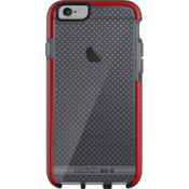 Evo Mesh for iPhone 6/6s - Smokey/Red
