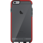 Evo Mesh for iPhone 6 Plus/6s Plus - Smokey/Red