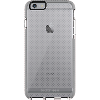 Evo Mesh for iPhone 6 Plus/ 6s Plus - Clear/Grey