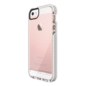Evo Mesh for iPhone SE - Clear/White