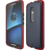 Evo Shell for DROID Maxx 2 - Smokey/Red