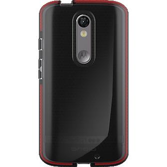 Evo Shell for DROID Turbo 2 - Smokey/Red