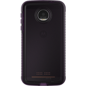 Evo Tactical XT Case for Moto Z Droid - Violet