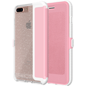 Evo Wallet Active Edition Case for iPhone 7 Plus - Pink