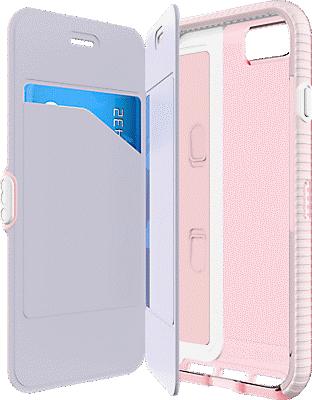 super popular f5cf3 3cba4 Evo Wallet Case for iPhone 7
