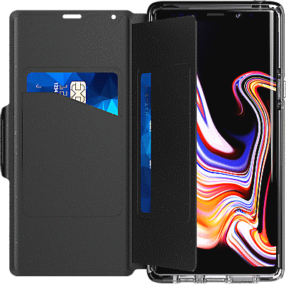 low priced f5b95 104ab Evo Wallet Case for Galaxy Note9