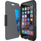 Evo Wallet Case for iPhone 6/6s - Black
