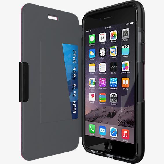 Tech21 Evo Wallet for iPhone 6 Plus/6s Plus - Black