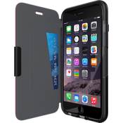Tech21 Evo Wallet for iPhone 6 Plus/6s Plus - Black