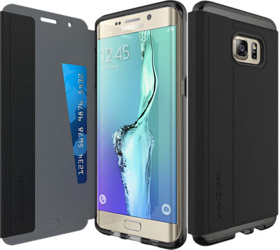Tech21 Evo Wallet for Samsung Galaxy S 6 edge+ - Black