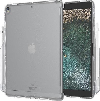 the latest b3067 5ead8 Impact Clear Case for iPad Pro 10.5