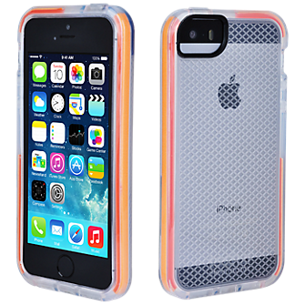 tech 21 iphone 5s case tech21 impact shell check clear for iphone 5 5s 4274